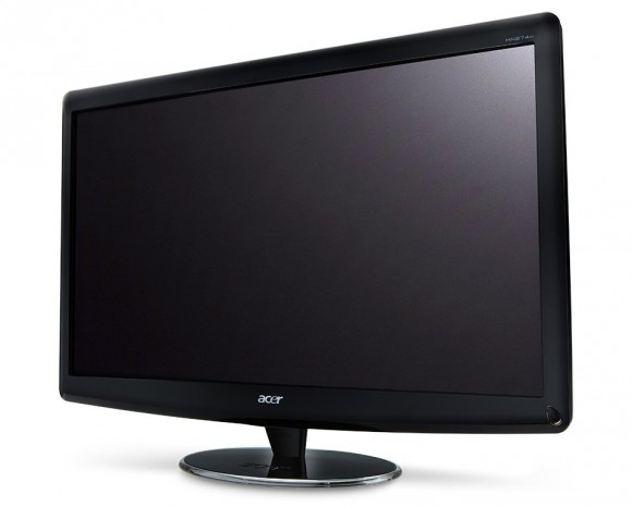 27-дюймовый Full HD монитор Acer HN274HB с поддержкой NVIDIA 3D Lightboost
